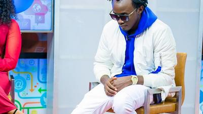 Bahati hits back with a Bible verse after fans attacked him