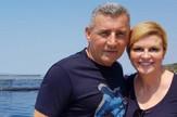 Kolinda Grabar Kitarovic i Ante Gotovina, foto Facebook