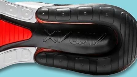 Chcą wycofania butów ze sklepu. Logo Nike Air Max wygląda