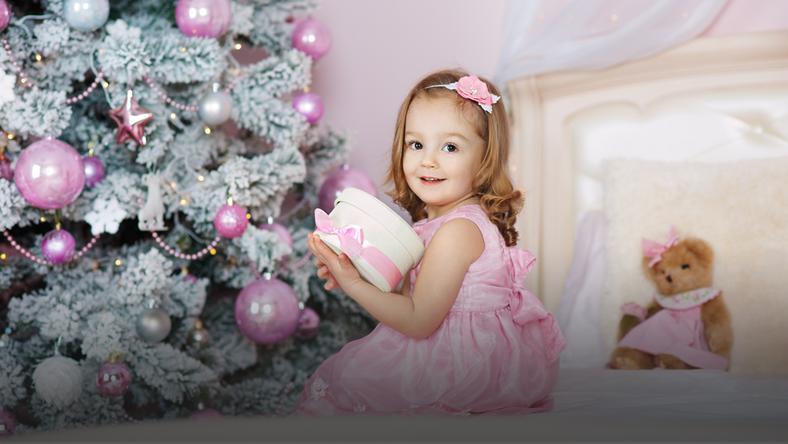 Prezenty Na święta Pomysł Na Prezent Dla Dziewczynki Dziecko