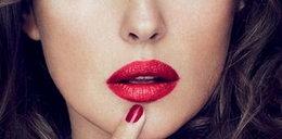 Najpiękniejsze usta kina w reklamie szminki