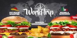 Burger King zabiera na wakacje. Zmiany w menu