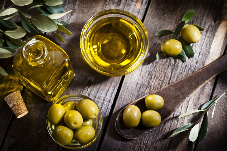 Olive oil contains vitamins that improves skin health [Business Insider USA]