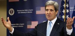 Kerry straszy Rosję!