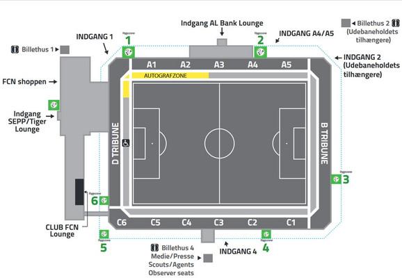 Skica stadiona