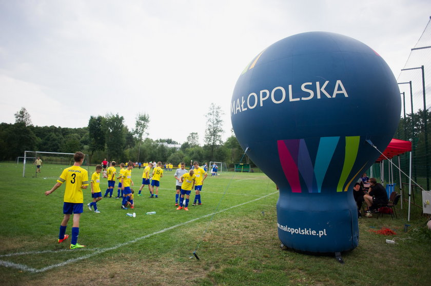 Wakacje z piłką nożną 2017