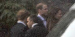 Ostatnie spotkanie Williama i Kate przed ślubem. FOTO