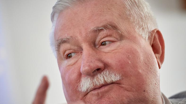 Lech Wałęsa stwierdził w wywiadzie: próbowali ze mnie zrobić agenta komunistycznej służby bezpieczeństwa