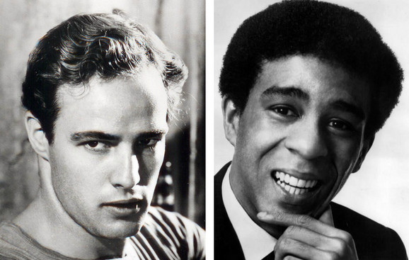 Marlon Brando i RIčard Prajor