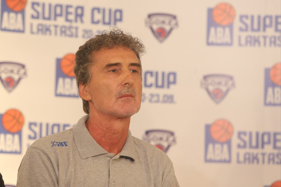 Nenad Trajković, trener Igokee