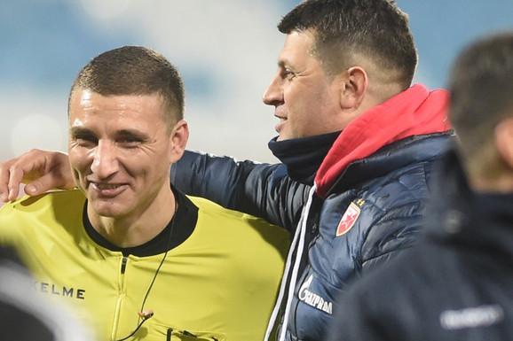 VLADAN MILOJEVIĆ NIJE DOŠAO NA KONFERENCIJU ZA ŠTAMPU! Evo prve reakcije FK Crvena zvezda!