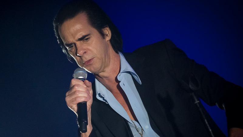Nick Cave & The Bad Seeds na koncercie w Warszawie