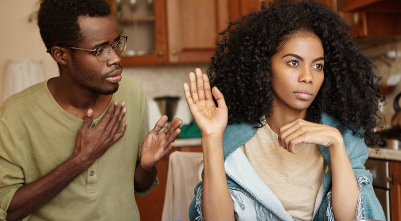 Men, if a babe tells you these 5 things, you should be very worried