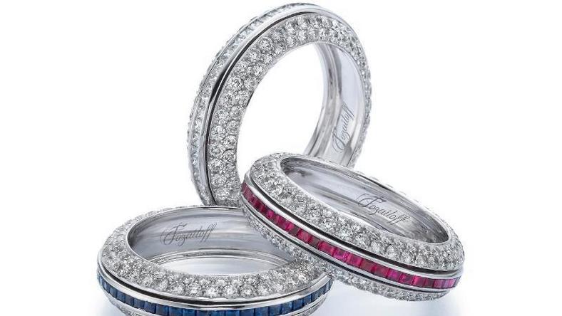 Diamenty Są Wieczne Najpiękniejsze Pierścionki Zaręczynowe Forbes