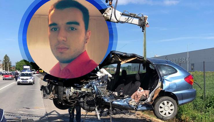 Nikola poginuo u jezivoj nesreći