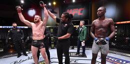 Jan Błachowicz obronił tytuł mistrza świata UFC. Rozprawił się z nigeryjską bestią