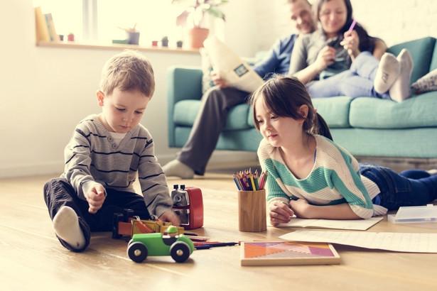 W ubiegłym roku nastąpiły zmiany w ramach poszczególnych rodzajów rodzinnej pieczy, w tym z 668 do 702 zwiększyła się liczba rodzinnych domów dziecka.