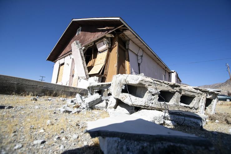 kalifornija zemljotres