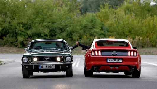 Mustang bije rekordy sprzedaży w Polsce i Europie