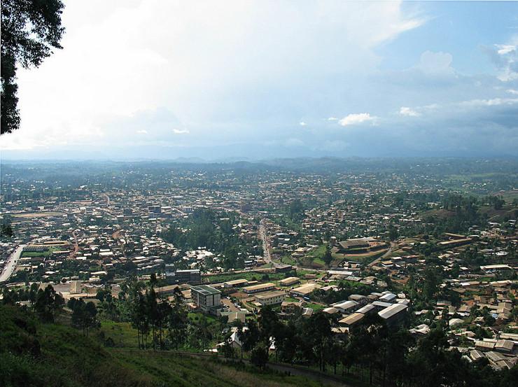 gradovi opasni po zivot08 Bamenda Kamerun foto Wikipedia Amcaja