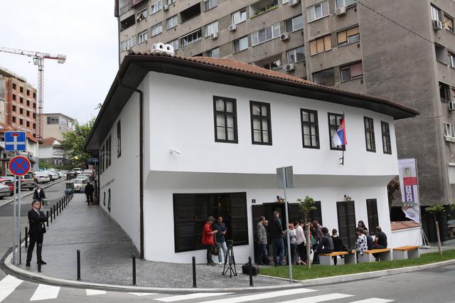 Obnovljena Manakova kuća