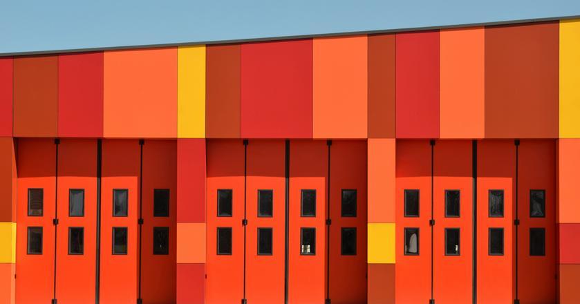 Drukarka SKRIBI ma w przyszłości zadrukowywać w wielu kolorach fasady budynków