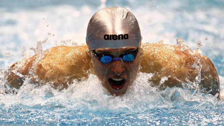 Cieślak znów drugi w GP USA, ale szybszy od Phelpsa