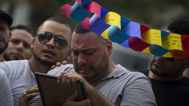 Bliscy ofiar strzelaniny w Orlando
