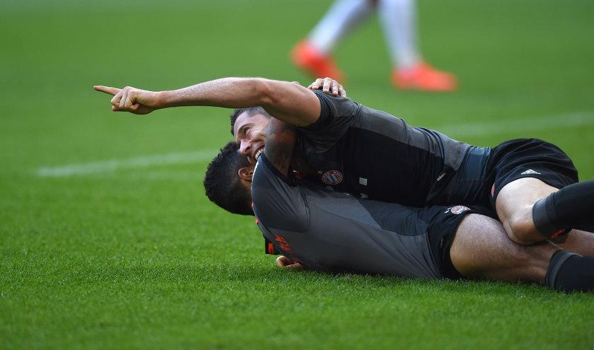 Lewandowski uciszył krytyków