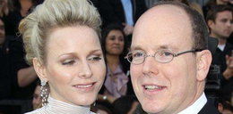 Książęca para na rozdaniu Oscarów