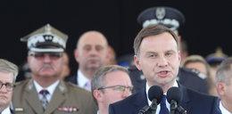 Prezydent Andrzej Duda: Wierzę, że się uda