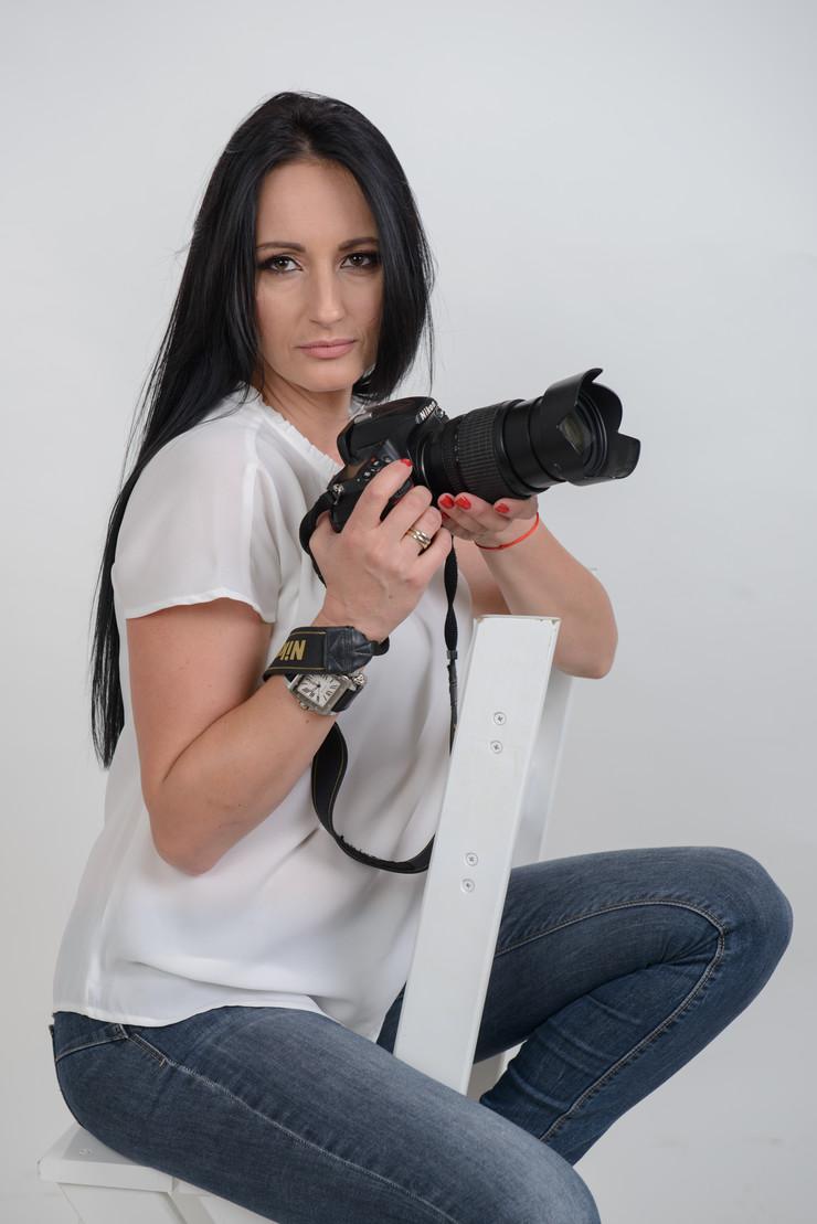 Fotografisanje sahrana Kristina Popović
