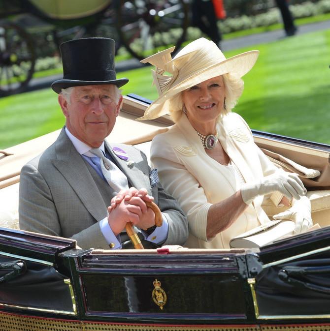 Princ Čarls i vojvotkinja od Kronvola
