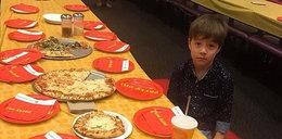 To zdjęcie urodzinowe 6-letniego chłopca łamie serce