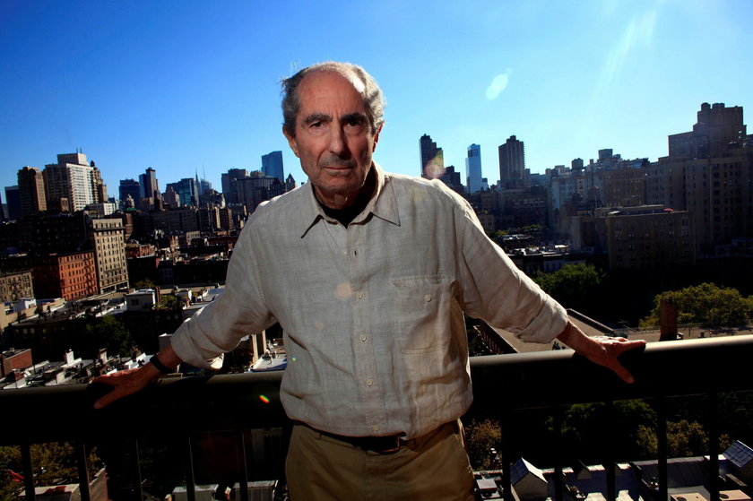 Nie żyje słynny pisarz Philip Roth