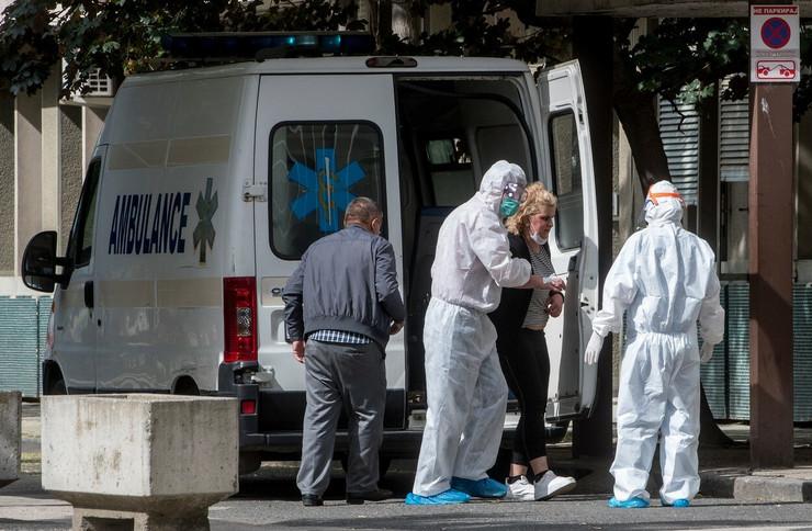 Severna Makedonija korona virus pokrivalica