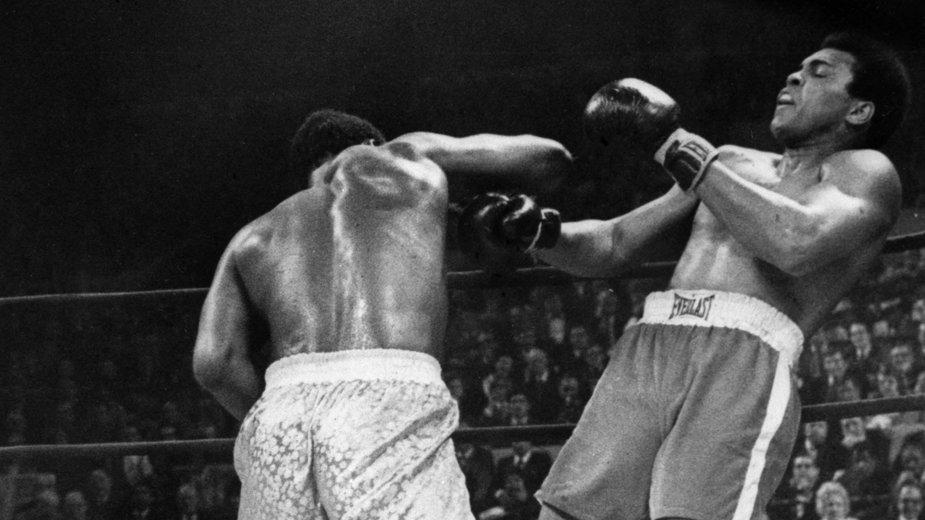 Muhammad Ali - Joe Frazier