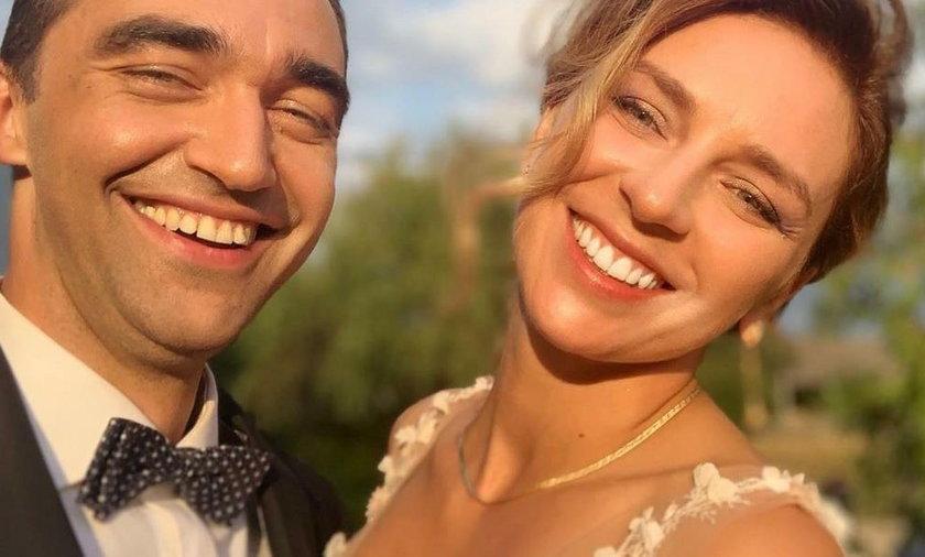 Julia Chmielnik i Marcin Przybylski