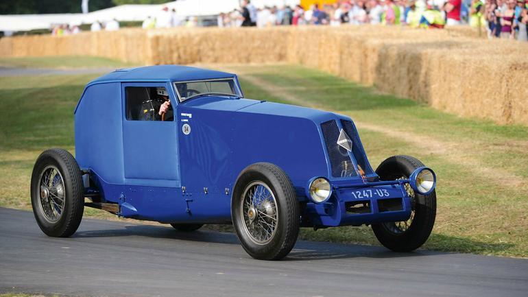 Renault 40CV Typ NM z 1926 roku