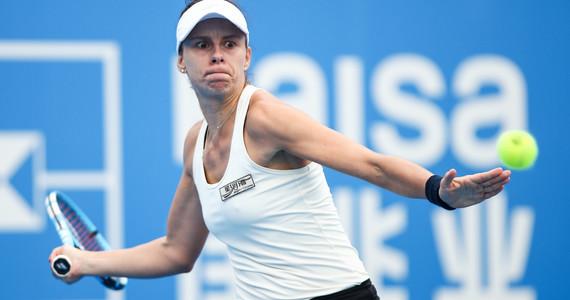 Leonie Kueng - Magda Linette, relacja na żywo | Tenis