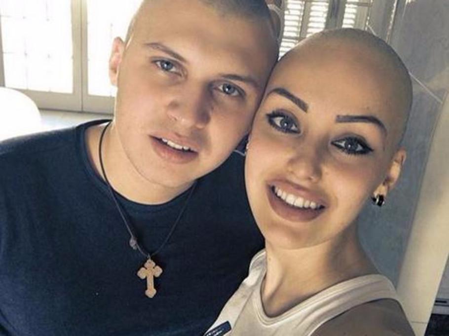Dijana Milojković i Stefan Karić