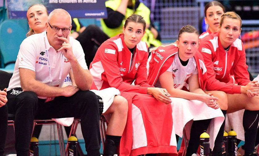 Porażka reprezentacji Polski z Rumunią