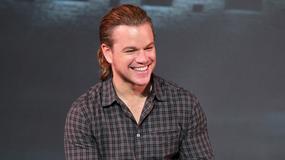Matt Damon zapuścił włosy do nowej roli