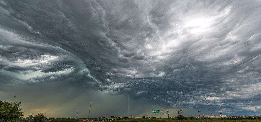 Prognoza pogody na weekend. Uwaga na burze i grad!