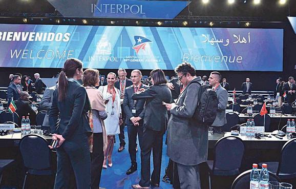 Ministar Stefanović istakao je rad delegacije Srbije u Čileu
