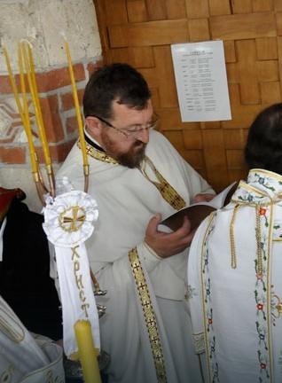 Sveštenik Milan Jordović