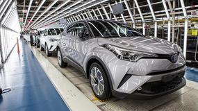 Nowy hit Toyoty już w produkcji