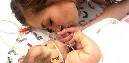 Jej synek zmarł. Przekazała szpitalowi nietypowy dar