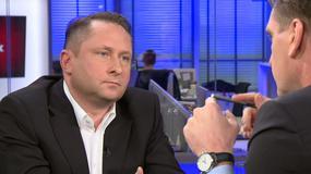 """Kamil Durczok w programie """"Tomasz Lis.: teraz walczę o twarz"""