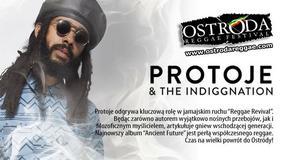 Ostróda Reggae Festival 2015: Protoje gwiazdą festiwalu
